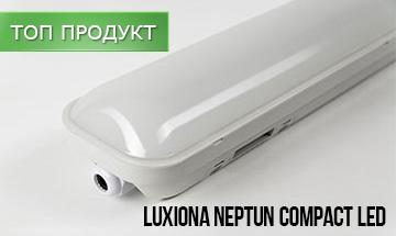 Влагозащитено LED осветително тяло Luxiona Neptun Compact