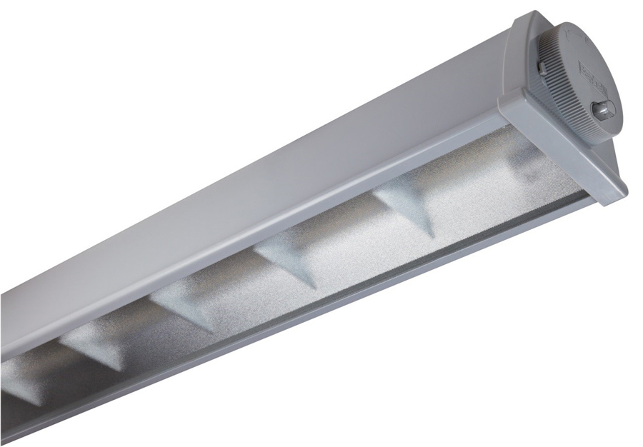 Влагозащитено луминисцентно осветително тяло серия ACCIAIO ECO LED