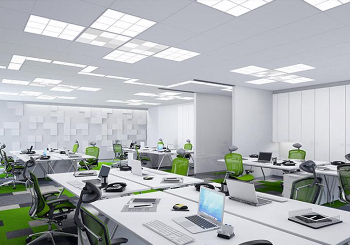 Офис осветление