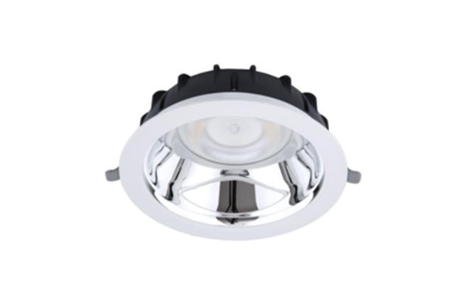 LED луна с огледален рефлектор