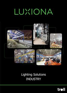 3. Каталог LED Промишлени Осветителни тела LUXIONA
