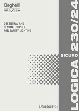 5. Каталог Централни Батерии за Аварийно Осветление BEGHELLI