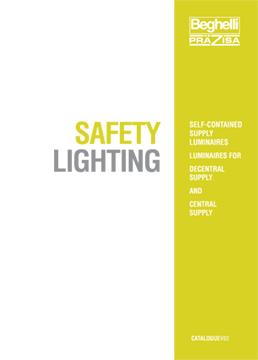 6. Каталог LED Аварийни Осветителни Тела BEGHELLI