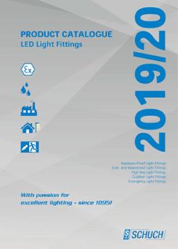 9. Каталог LED Взривозащитени Осветителни Тела SCHUCH